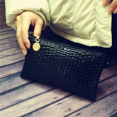 至缘皮具包邮 20166时尚新款女包休闲信封包单肩斜挎包女士手拿包包k666