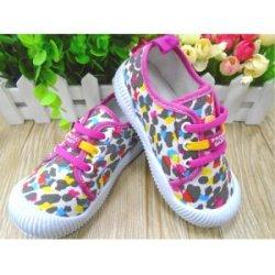 2016季新款童鞋迷彩韩版童鞋女童帆布鞋小童护趾防滑一脚蹬懒鞋
