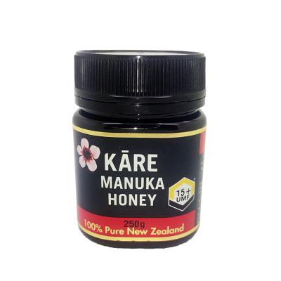 一翔 Kare 蜂蜜 新西兰进口蜂蜜 琪悦 麦卢卡蜂蜜(UMF15+) 250g