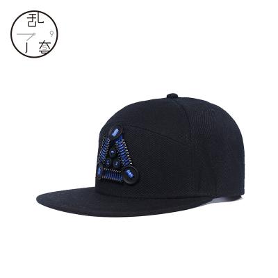 乱了套 纽扣三角形棒球帽 BH0011