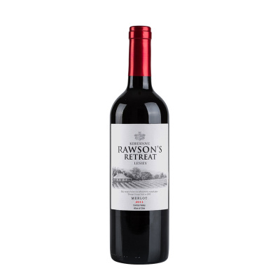 科菲蒂那 洛神山庄梅洛干红葡萄酒
