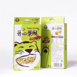 滿35包郵  新甘源 開心果酥多味豆