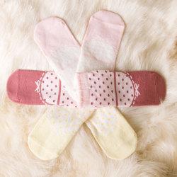上品婴 芭蕾袜子/童袜(3双)