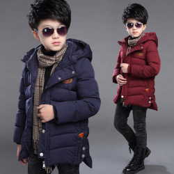 FMLD07706H 男童宾利手塞棉衣 一件代发冬季男童童装2017年冬季新款宾利棉衣韩版时尚手塞棉棉袄