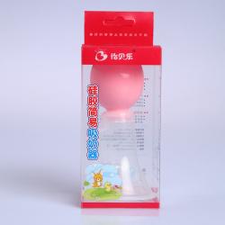 怡贝乐 硅胶简易吸奶器 LF335