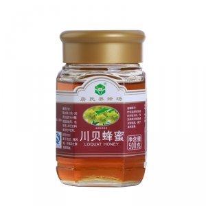 詹氏蜂蜜  500g川贝蜂蜜