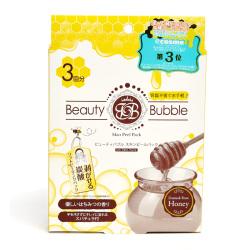 Beautybubble 蜂蜜碳酸泡泡面膜
