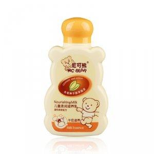 [尼可熊】儿童柔润滋养乳—牛奶 120g