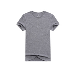 "mercistyle 男士<span class=""gcolor"">短袖t恤</span>商务修身配搭 3210#"