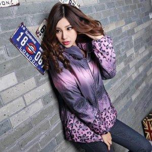 【桦装】冬新款棉衣外套特色保暖立领 6180H