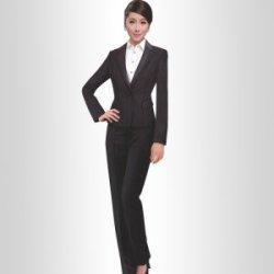 2014新款女西装韩版修身商务西服职业商务工衣套装