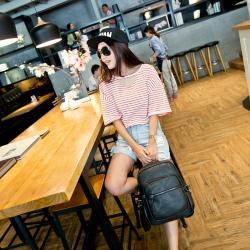至缘皮具包邮 2016春夏新款女士双肩包女包包日韩版潮流时尚旅行PU小背包女K111