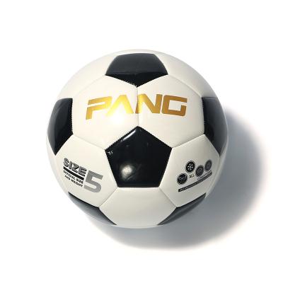 正品PANG成人5号PU机缝足球训练比赛用球 PZ54-52