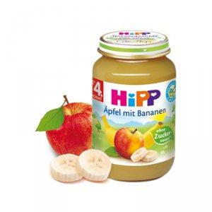 【大大小小】德国喜宝香蕉苹果泥-两...