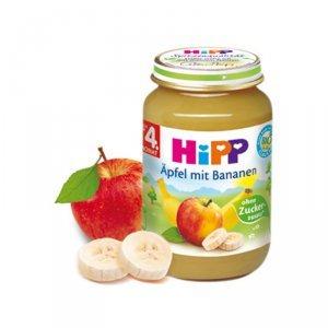 【大大小小】德国喜宝香蕉苹果泥-两罐装