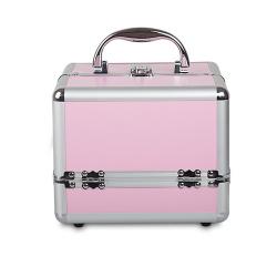 百宝 专业化妆手提工具品牌正品化妆箱PB5061B
