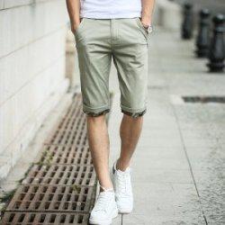"Hardsoda 夏季<span class=""gcolor"">男士</span>休闲短裤 861520"
