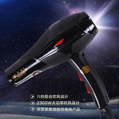 彩诗 电吹风 BBT-9006 大功率 家庭专用特价机 2300W采用进口专业AC电机