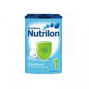 【大大小小】海外正品原装进口荷兰牛栏Nutrilon宝宝婴幼儿奶粉1段 850g*2(0-6个月)