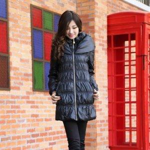 【桦装】创意设计棉衣外套特色保暖领 2173H