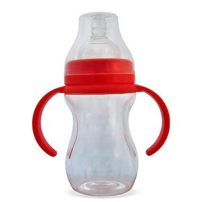 怡贝安 防摔防胀气奶瓶 PPSU001