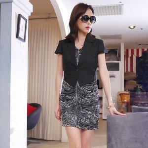 巴蓓尔 时尚连衣裙 9607