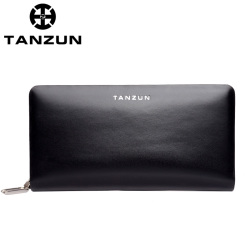 TANZUN/天尊 商务时尚牛皮男士手拿包 E15022E