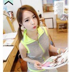 夏季新款时尚潮流 个性可爱 卫衣运动服休闲套装女韩版9792