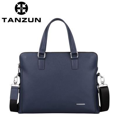 TANZUN/天尊  商务OL英伦休闲手提单肩男包 1075