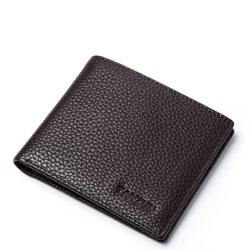 TANZUN/天尊  男士短款 横款潮钱夹商务男包包皮夹T160101
