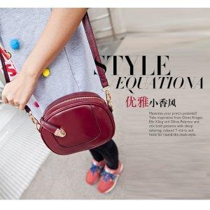 【谷道】欧美时尚女包 包包2016新款潮流复古小包单肩包PU926