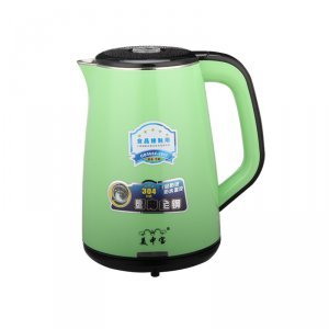 美中宝 不锈钢电热水壶2.0L容量 9820D