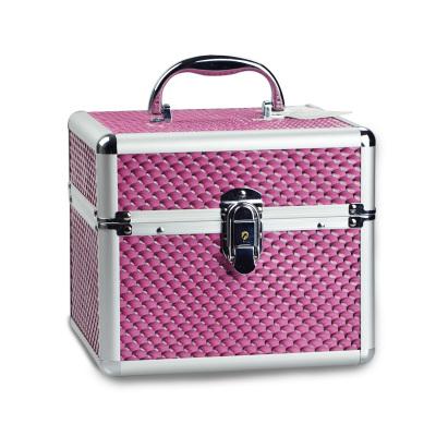 百宝 化妆箱工具箱铝箱 PB1411