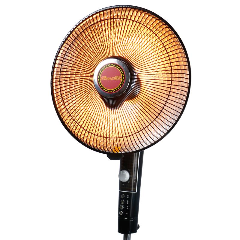 家用落地取暖器小太阳居浴两用电热扇暖风气