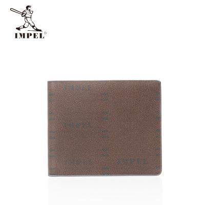IMPEL 时尚新品男士短款钱包 Hs(241a)C70-27