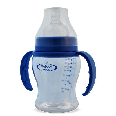 怡贝安 防摔防胀气奶瓶 PPSU002