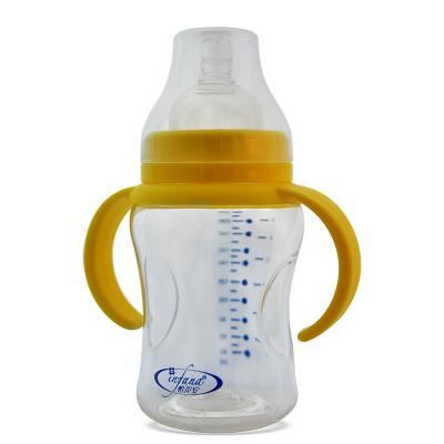 怡贝安 防摔防胀气奶瓶 PPSU003